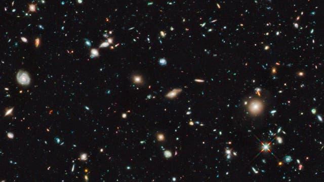 Hubble Ultra-Deep-Field