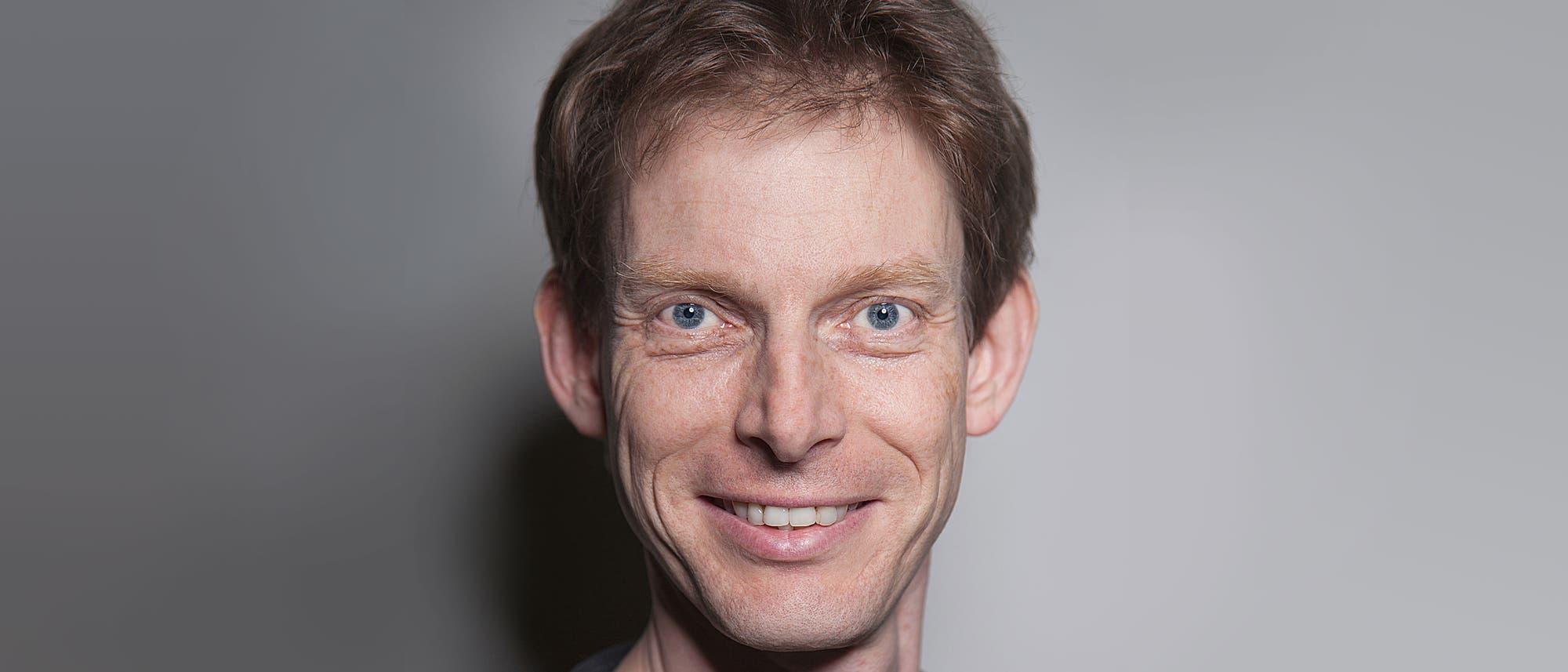 Redaktionsleiter Dr. Hartwig Hanser