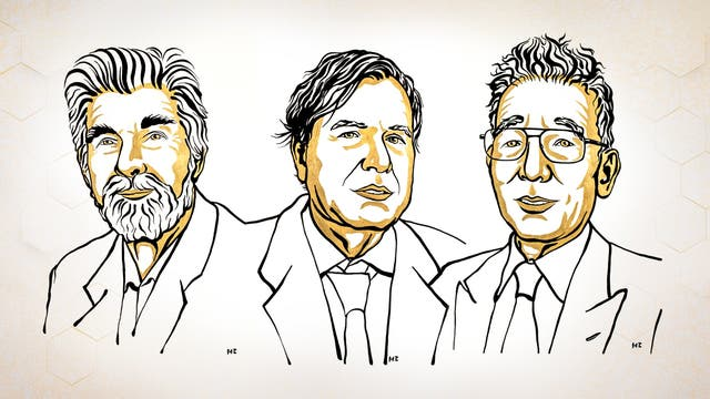 Nobelpreisträger Physik 2021