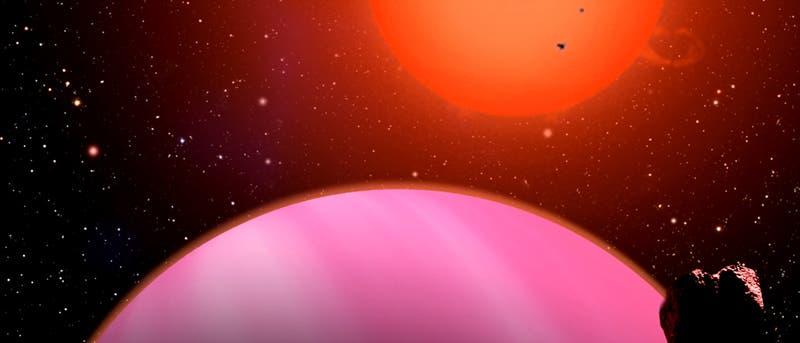 Exoplanet HAT-P-11b
