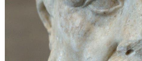 Platons Kopf