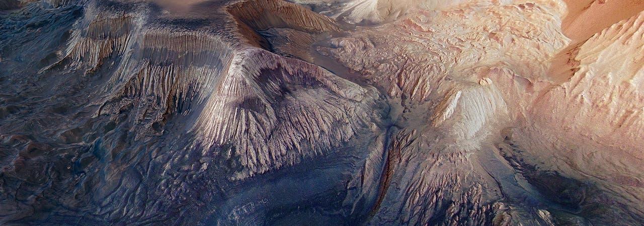 Marsregion Hebes Chasma