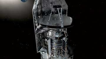 Das Esa-Weltraumteleskop Herschel