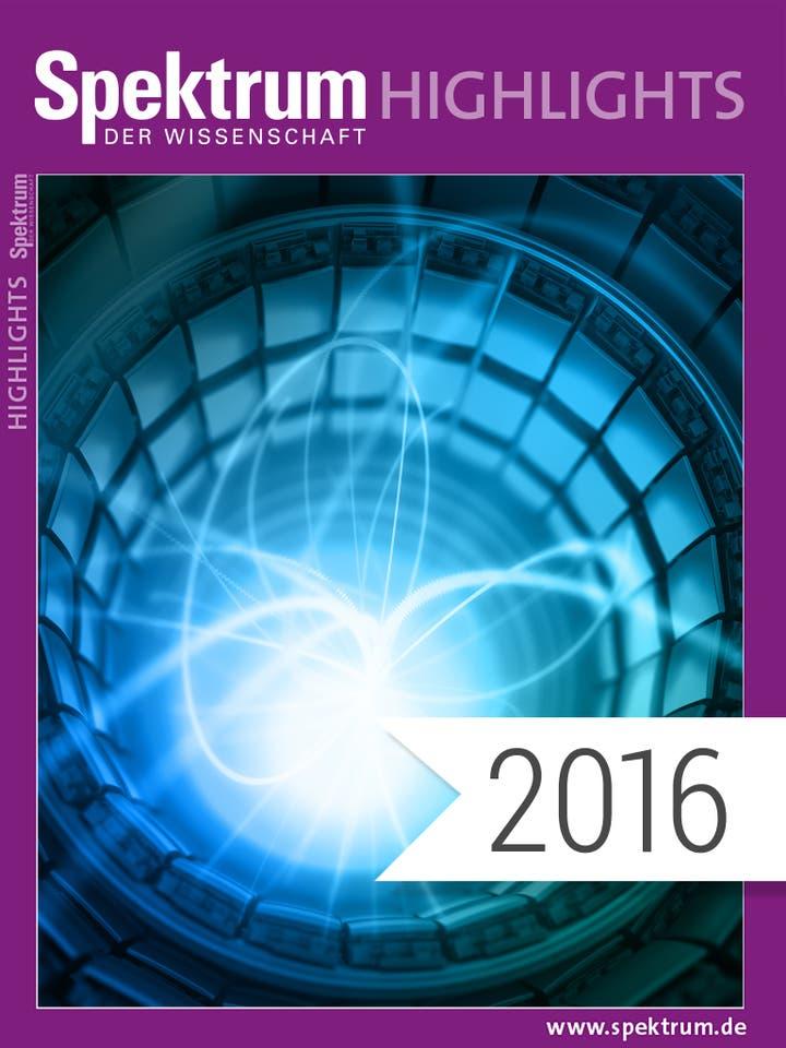 Digitalpaket: Spektrum Highlights Jahrgang 2016_Teaserbild