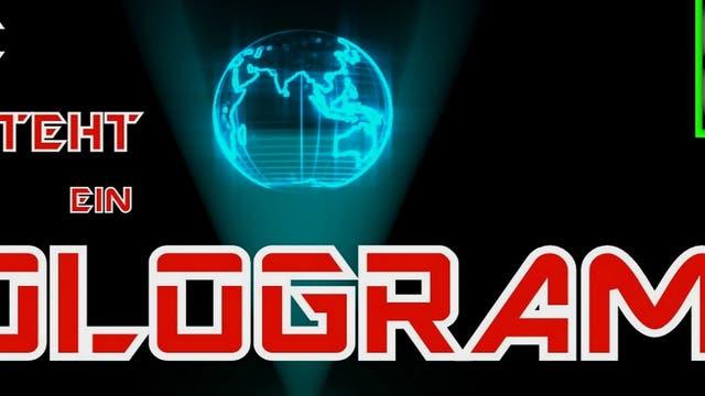 Hologramme: Zwei- und dreidimensional zugleich