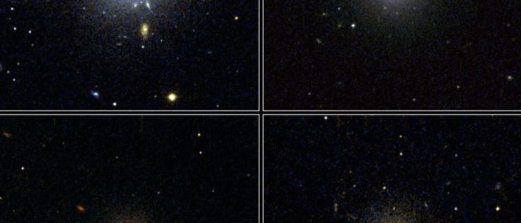 NASA/ESA, STScI, Christopher Conselice, University of Nottingham
