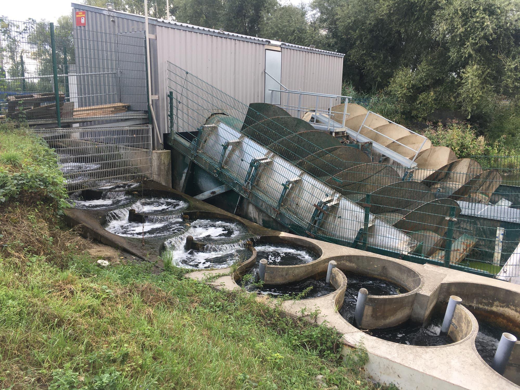 Wasserkraftwerk Hadmersleben
