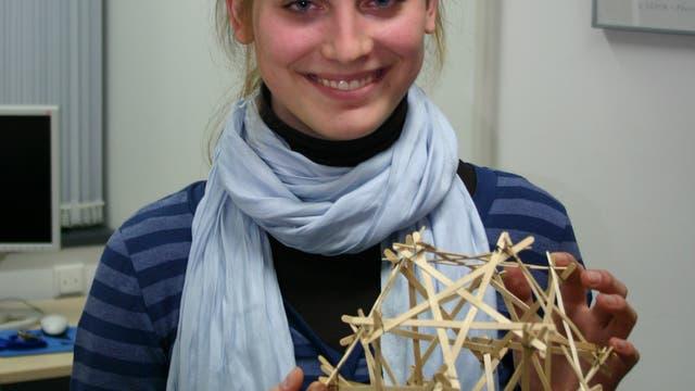Modell eines Fünfsterndodekaeders