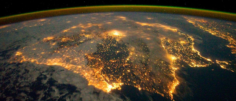 Portugal bei Nacht
