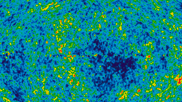 Mikrowellenhintergrund des Universums