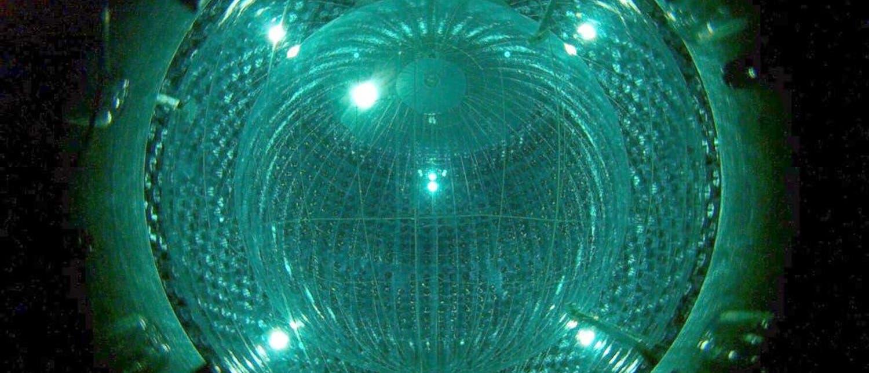 Neutrinodetektor Borexino