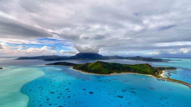 Insel Bora Bora