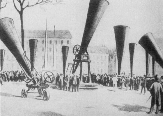 Hagelkanonen von 1901