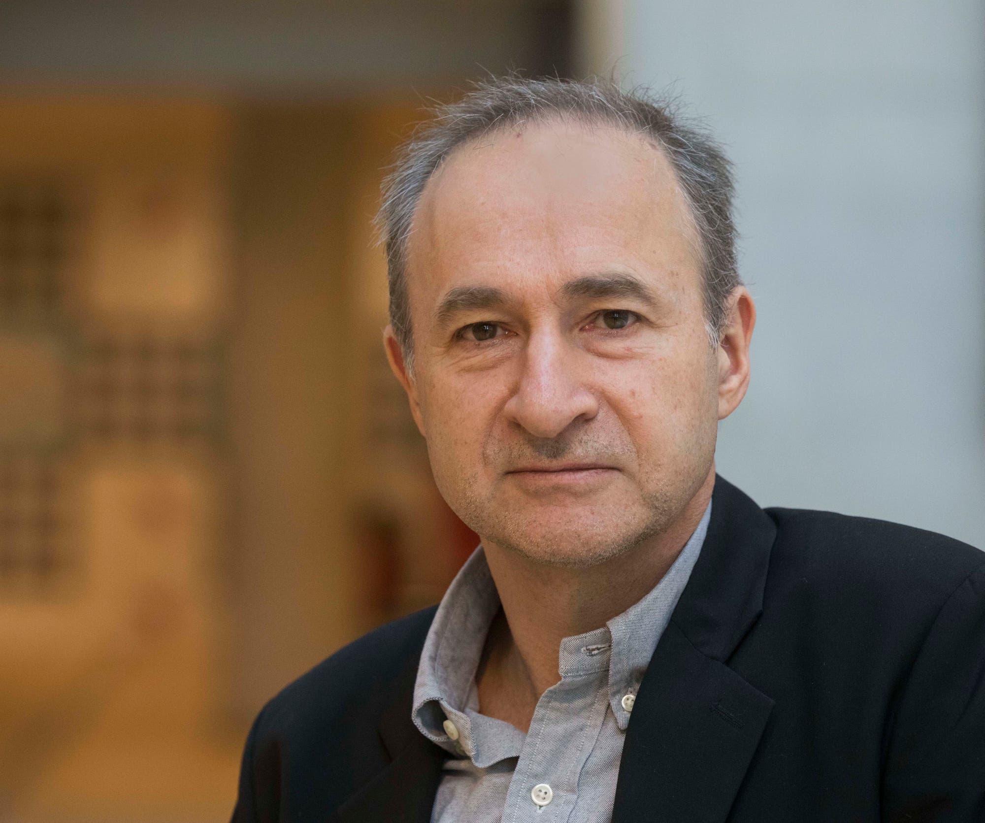 Ein Porträt des niederländischen Psychiaters Jim van Os