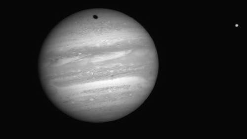 Jupiter am 21. Januar 2007