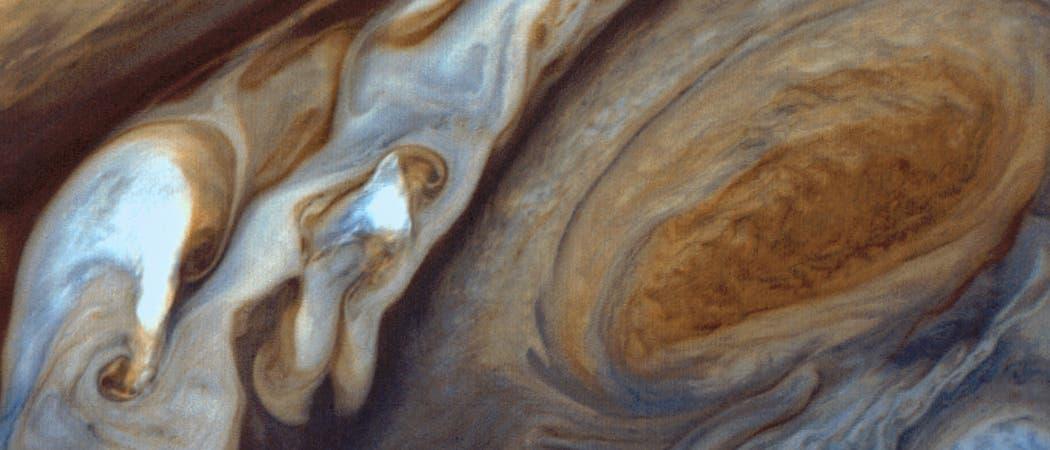 Jupiters roter Fleck