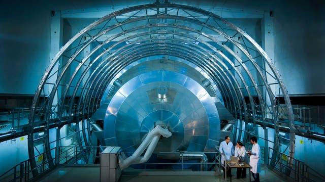 Neutrino-Experiment KATRIN