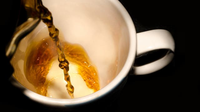 Macht Kaffee wach?