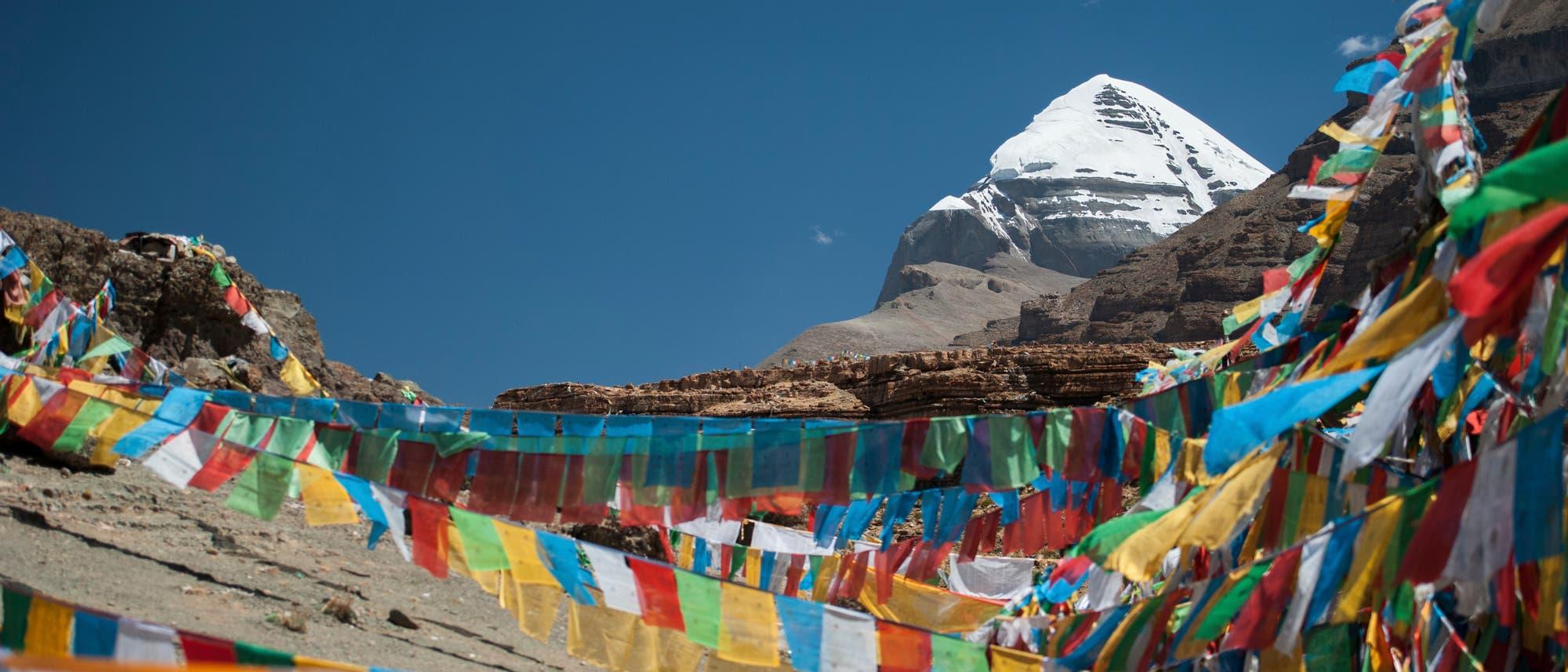 Mount Kailash - der Unbestiegene