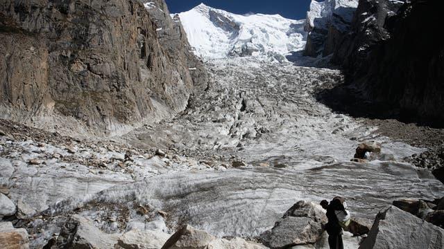 Baltoro-Gletscher