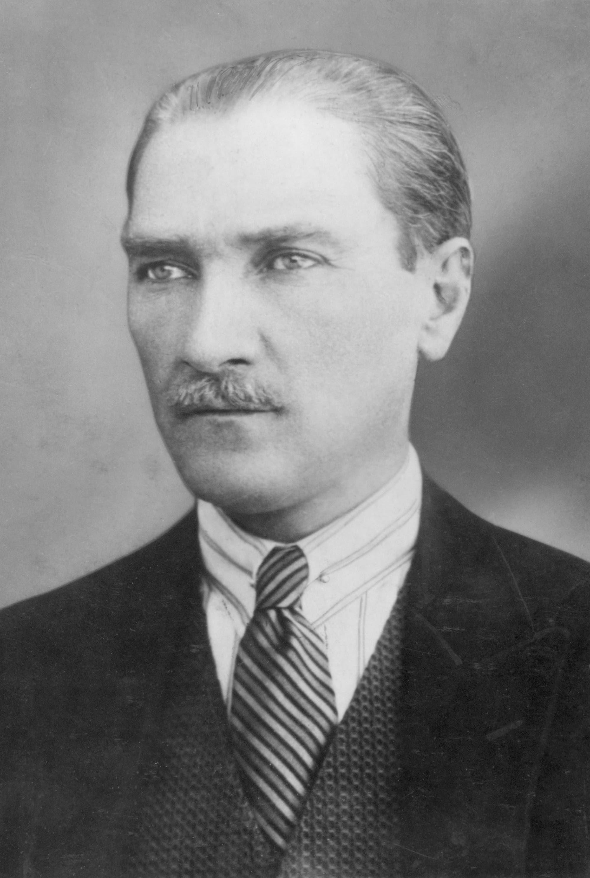 Mustafa Kemal um 1925