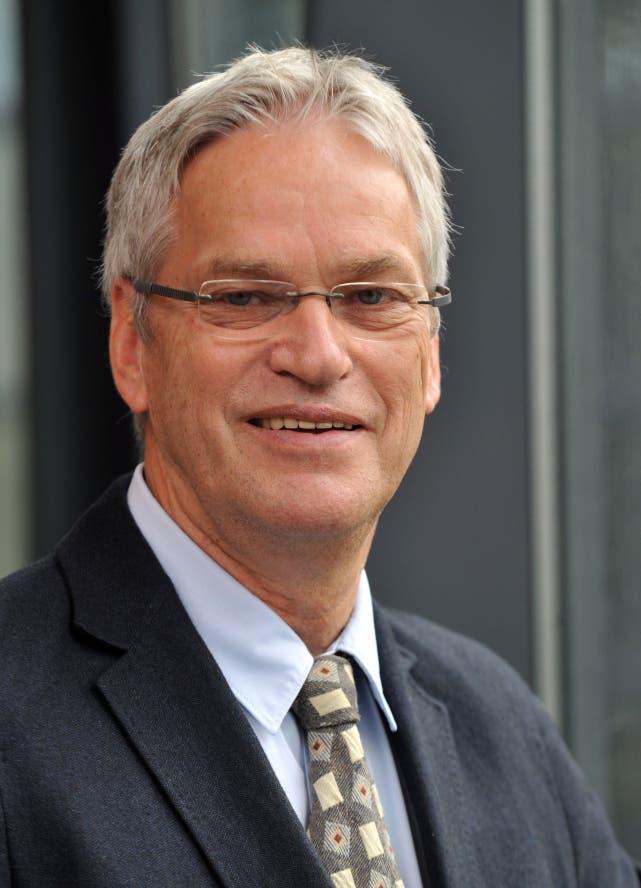 Sportmediziner Klaus Völker