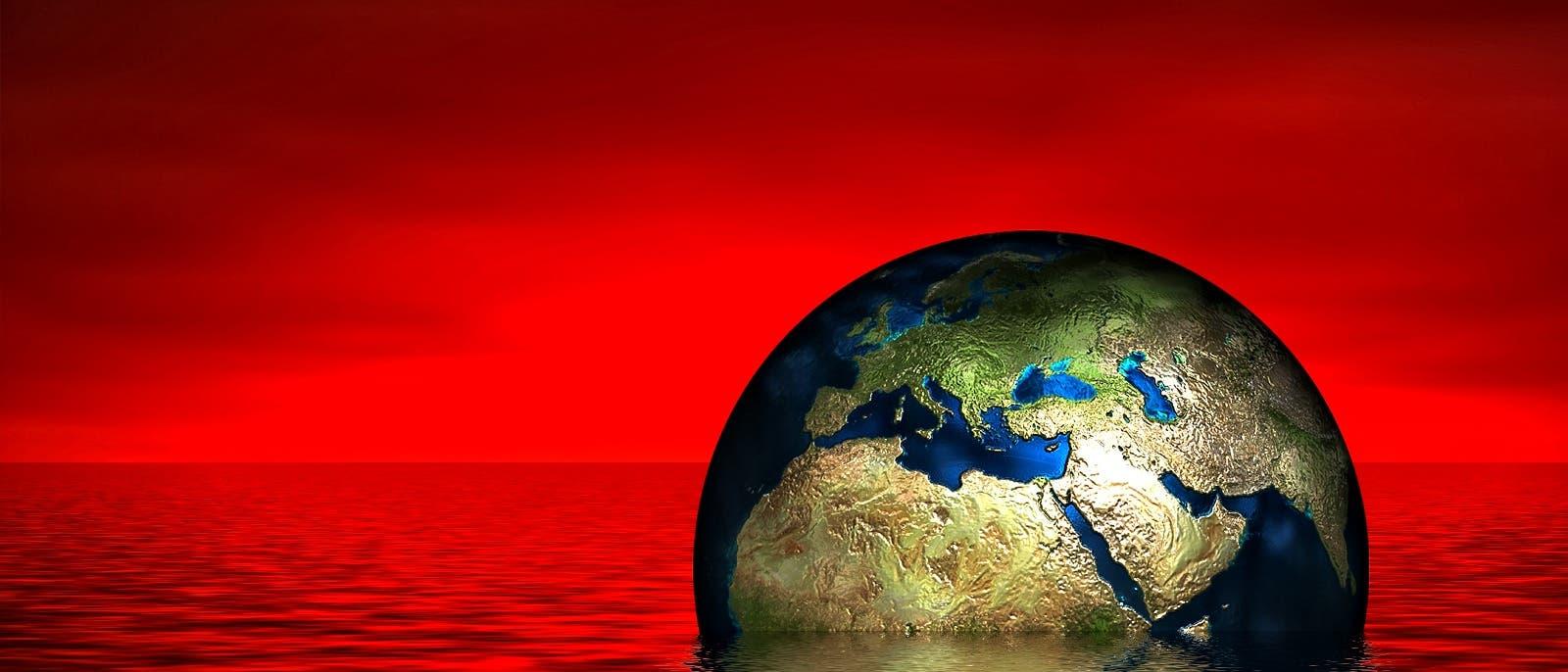 Erde im Klimawandel