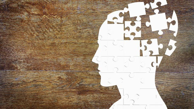 Puzzle im Kopf