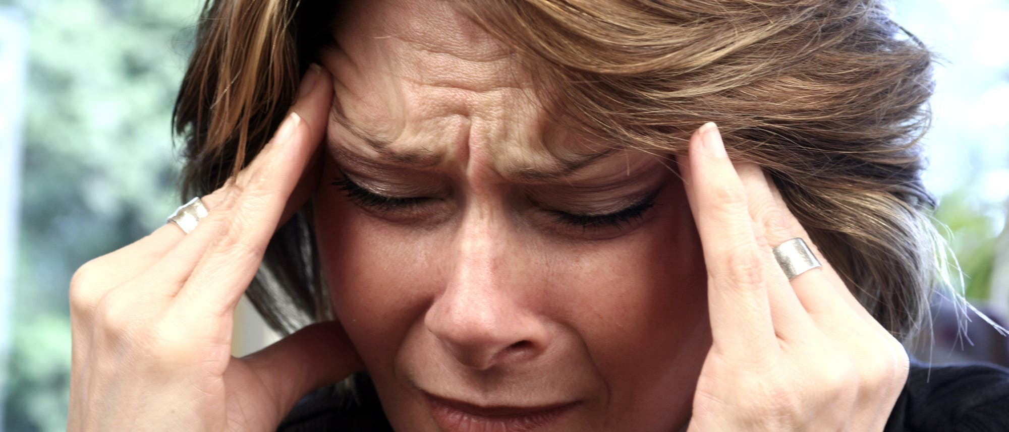 Frauen spüren Schmerzen stärker als Männer