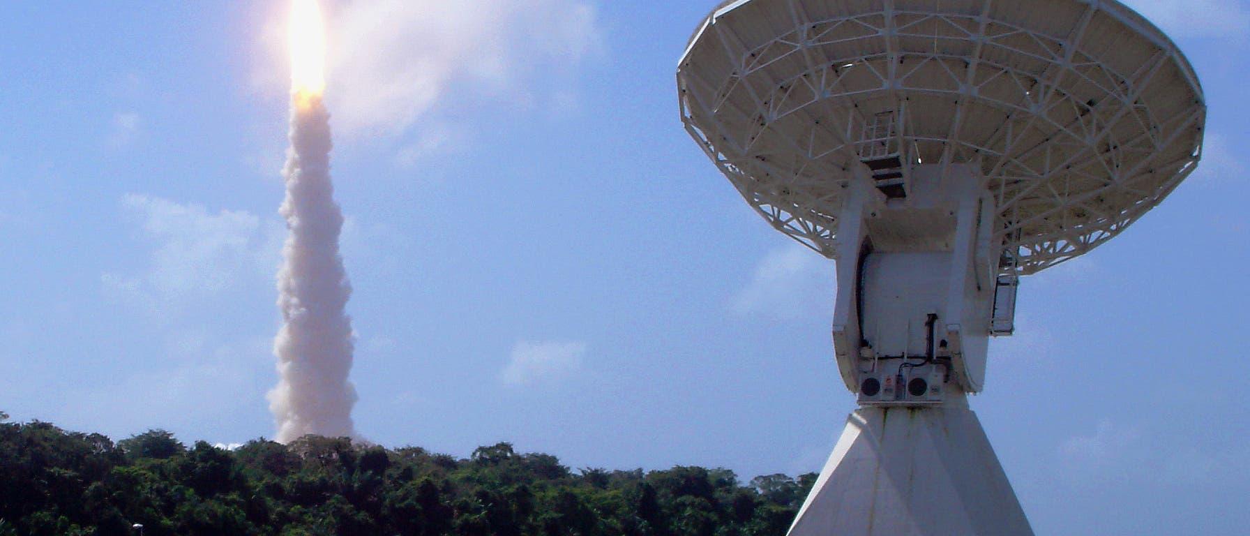 ESA-Bodenstation Kourou