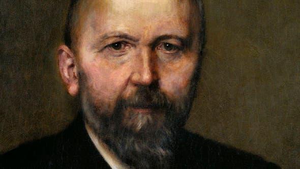 Richard Freiherr Krafft von Festenberg alias von Krafft-Ebing (1840-1902)
