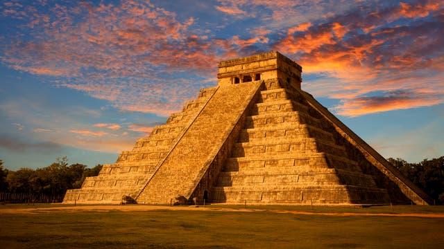 Kukulkán-Pyramide in Chichén Itzá