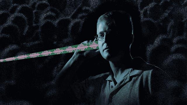 Laser flüstert ins Ohr