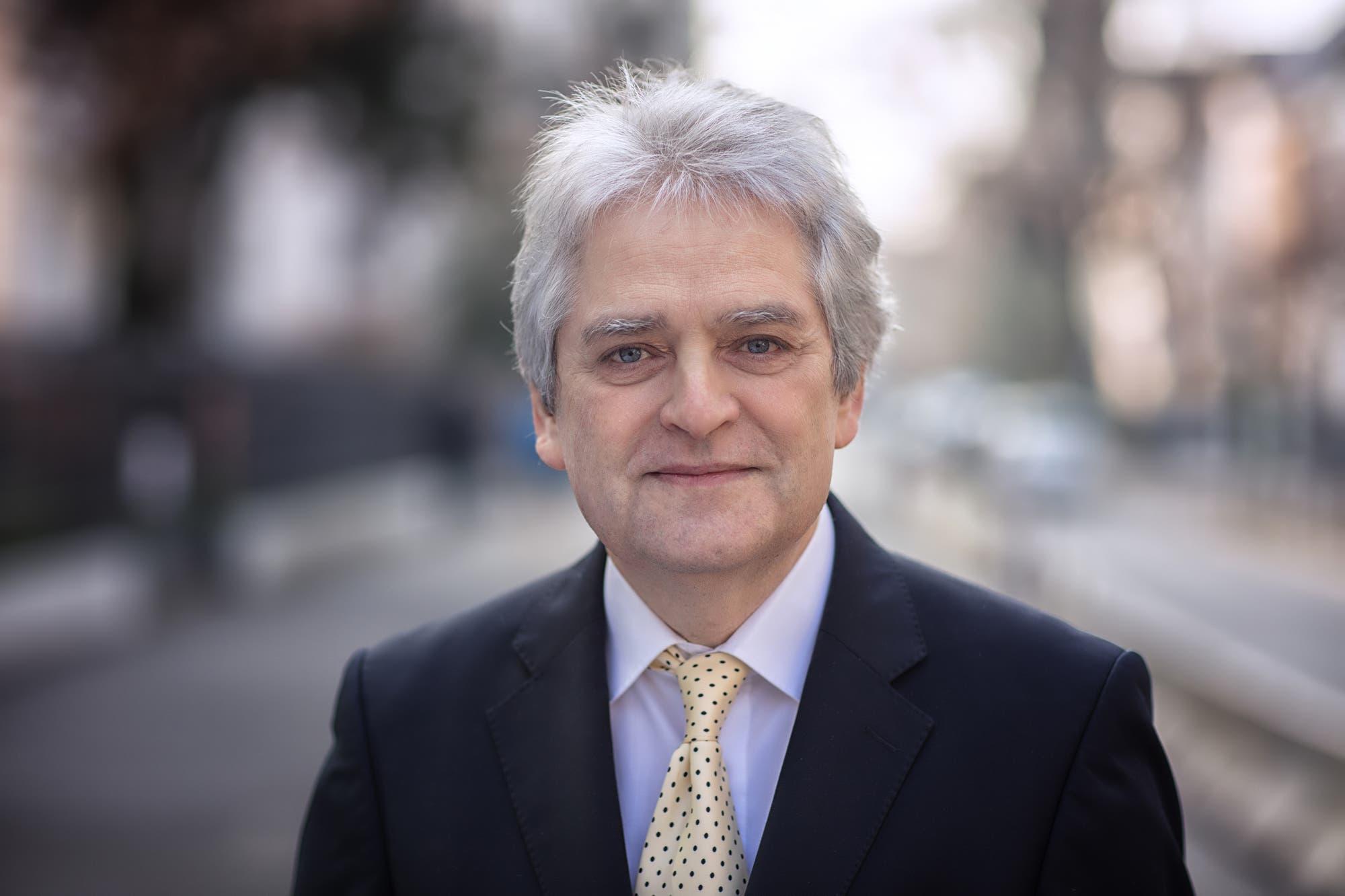 Der Notarzt und Intensivmediziner Leo Latasch ist seit 2012  Mitglied des Deutschen Ethikrates.