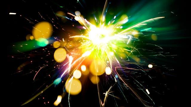 Wenn Materie und Antimaterie einander auslöschen, wird Energie frei