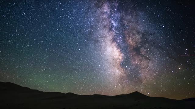 Wo sind die Sterne hin?