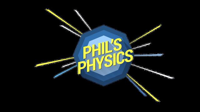 Logo Phil's Physics