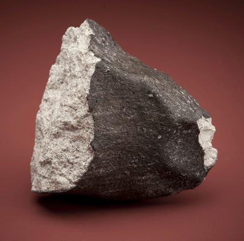 Der Lorton-Meteorit aus West Virginia