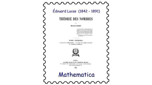 Édouard Lucas (1842–1891)