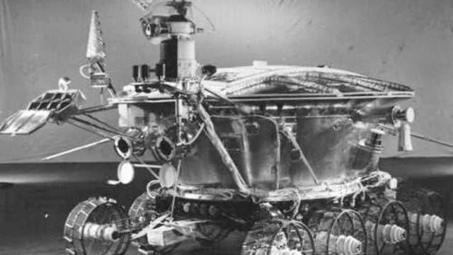 Der russische Mondrover Lunochod 2