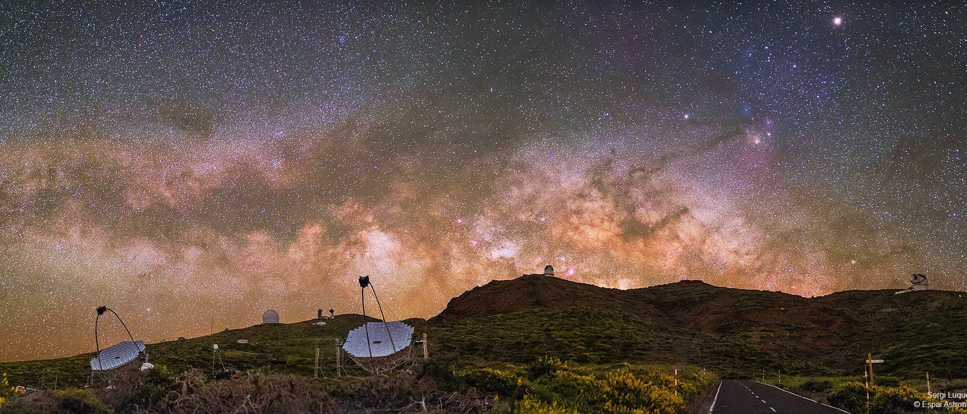 MAGIC-Teleskope