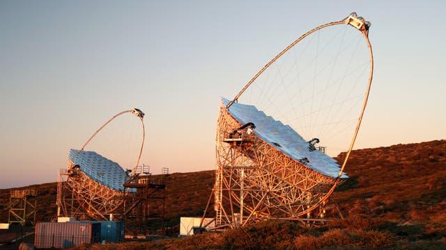 Gammalicht-Teleskope