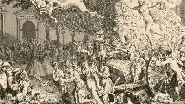 Die große Krise von 1720