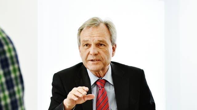 Karsten Danzmann ist Direktor am Max-Planck-Institut für Gravitationsphysik in Hannover.
