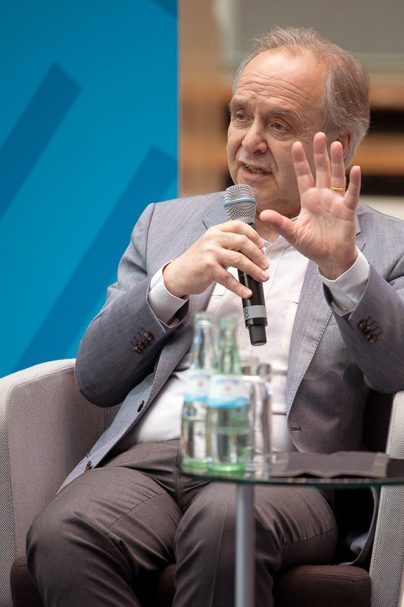 Wissenschaftsphilosoph Klaus Mainzer