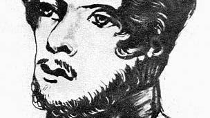Der junge Karl Marx im Jahr 1836
