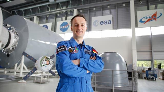 Matthias Maurer, ESA-Astronaut