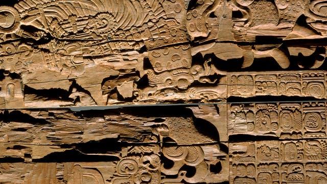 Maya Türsturz