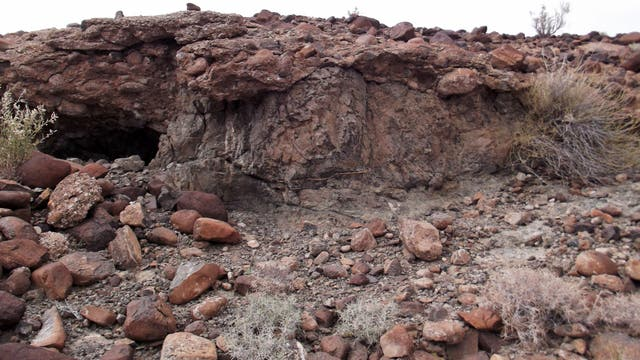 Maysar Kupfermine