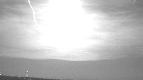 Feuerkugel vom 14. April 2010